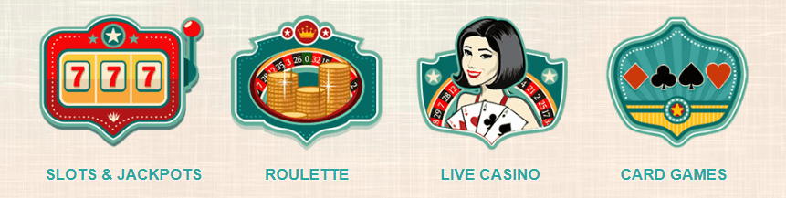 Enjoy the 777 Casino games selection with slots, roulette, live casino, card games.