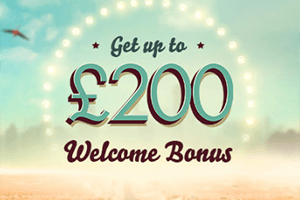Exclusive Welcome bonus at 777 Casino!
