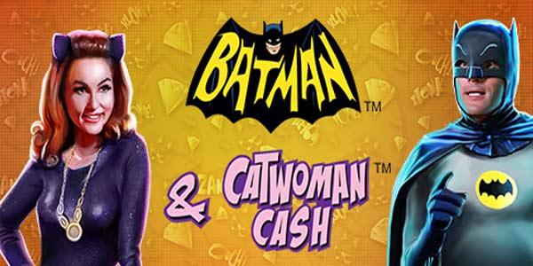 Batman & Catwoman Slot Game
