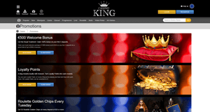 casino king promotions