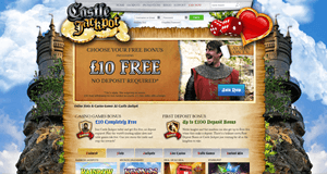 castle jackpot casino homepage