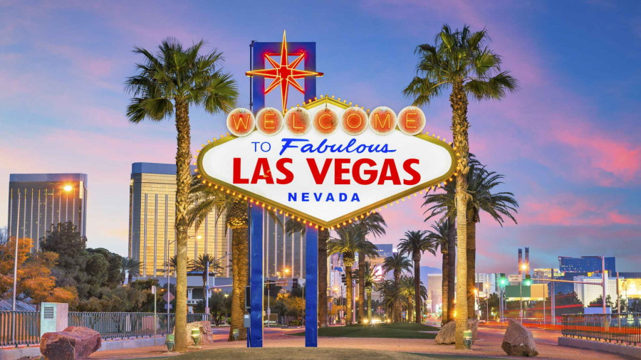 Las Vegas — The Crown Jewel