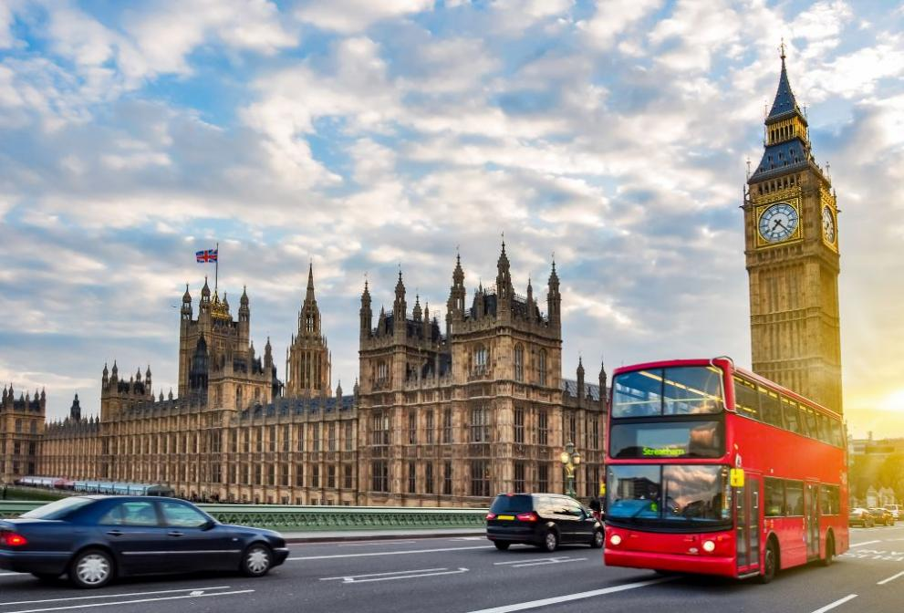 The Historical Significance of London