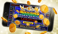 The website of Mega Casino is fully optimised for all mobile devices