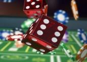 The origin of casino games