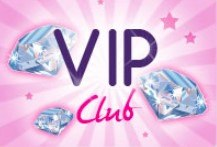 Pink Casino VIP Club offers players rewards each month
