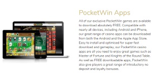 PocketWin Mobile
