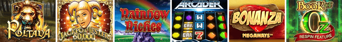The Phone Casino has an impressive games library with more than 600 titles